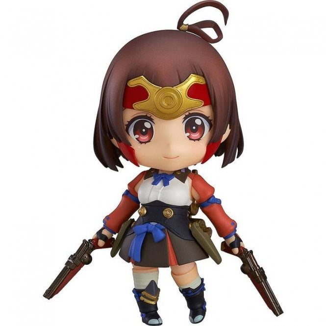 Kabaneri of the Iron Fortress Nendoroid Mumei