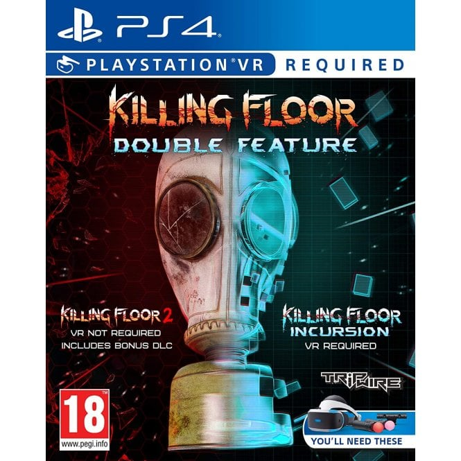 Killing Floor 2 Double Feature PS4