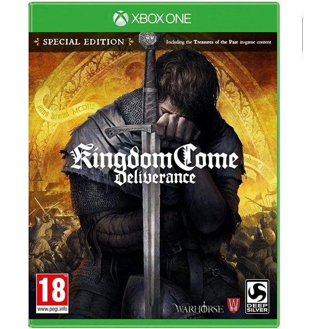 Kingdom Come Deliverance Collector's Edition Xbox
