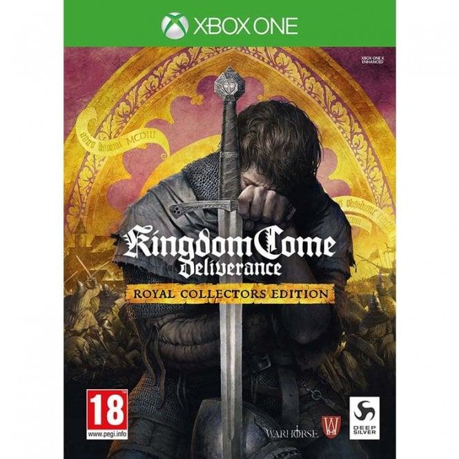 Kingdom Come Deliverance Royal Collector's Edition Xbox