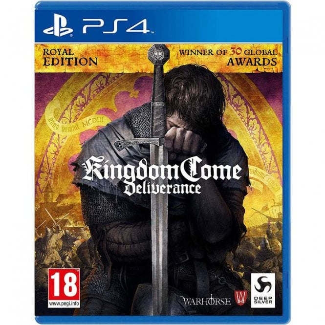 Kingdom Come Deliverance Royal Edition PS4