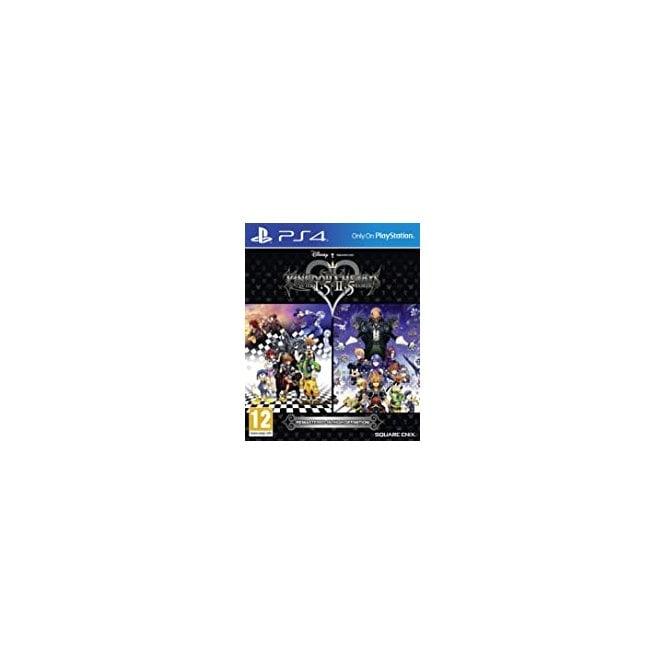 Kingdom Hearts HD 1.5 & 2.5 ReMIX PS4