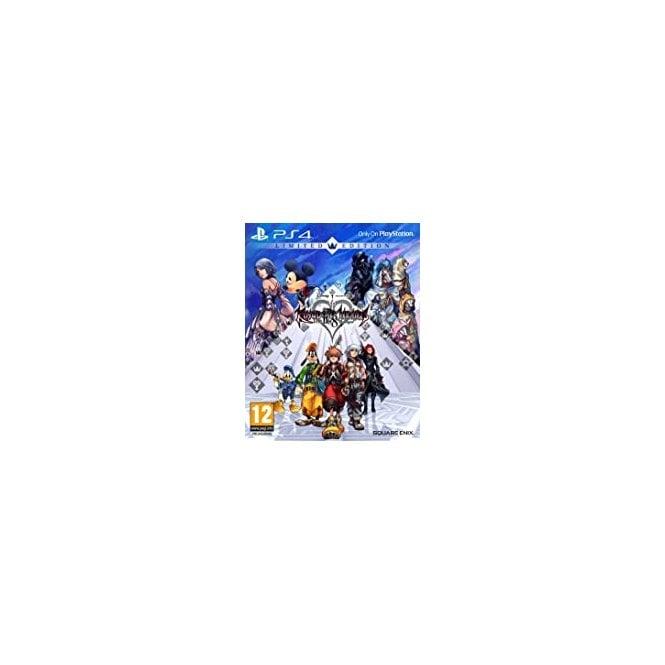 Kingdom Hearts HD 2.8 Limited Edition PS4