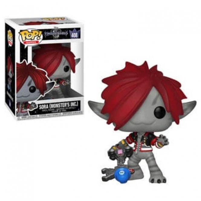 Kingdom Hearts III Sora Monsters Inc POP! Vinyl