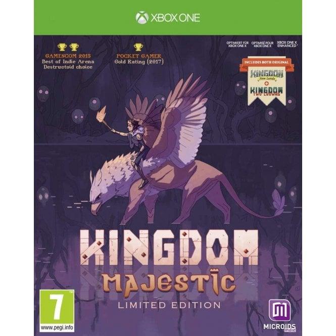 Kingdom Majestic Xbox