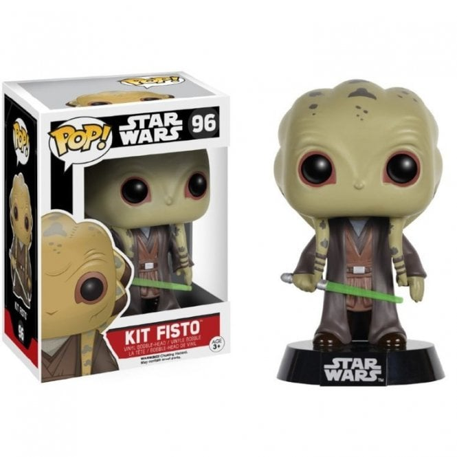 Kit Fisto Exclusive POP! Vinyl
