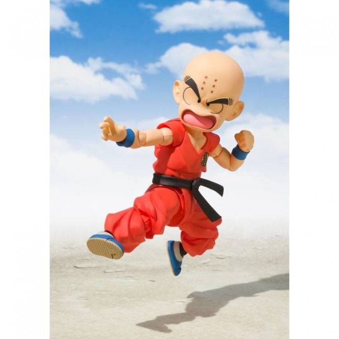 Krillin The Early Years S.H. Figuarts
