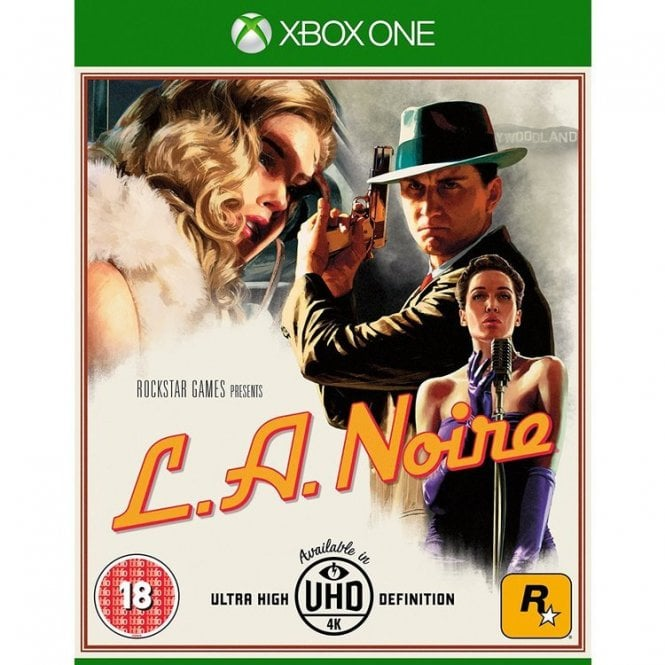 LA Noire Xbox