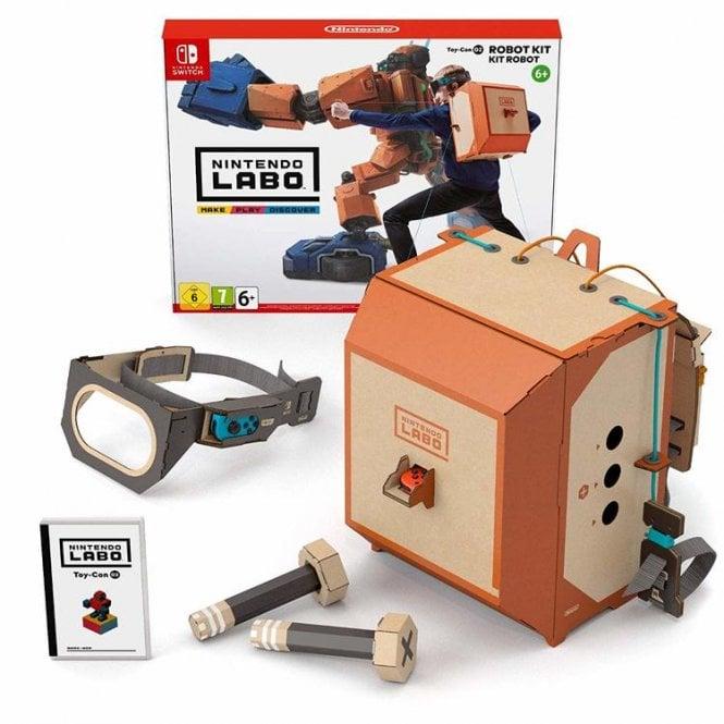 LABO Robot Set