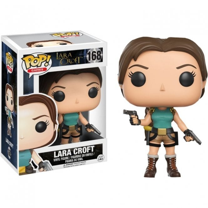 Lara Croft POP! Vinyl