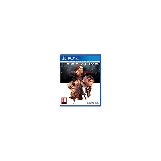 Left Alive Standard Edition PS4
