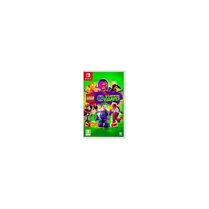 LEGO DC Super Villains Code In A Box Switch