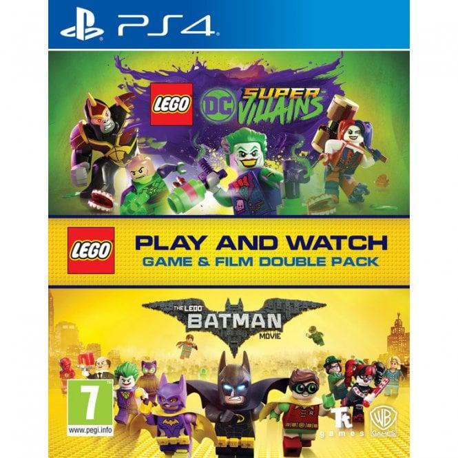 LEGO DC Super Villains Double Pack PS4