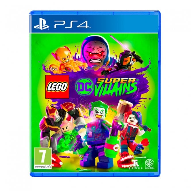 Lego DC Super Villains PS4