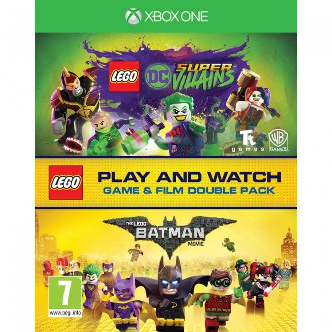LEGO DC Supervillains Double Pack Xbox