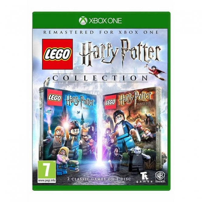 LEGO Harry Potter Collection Xbox