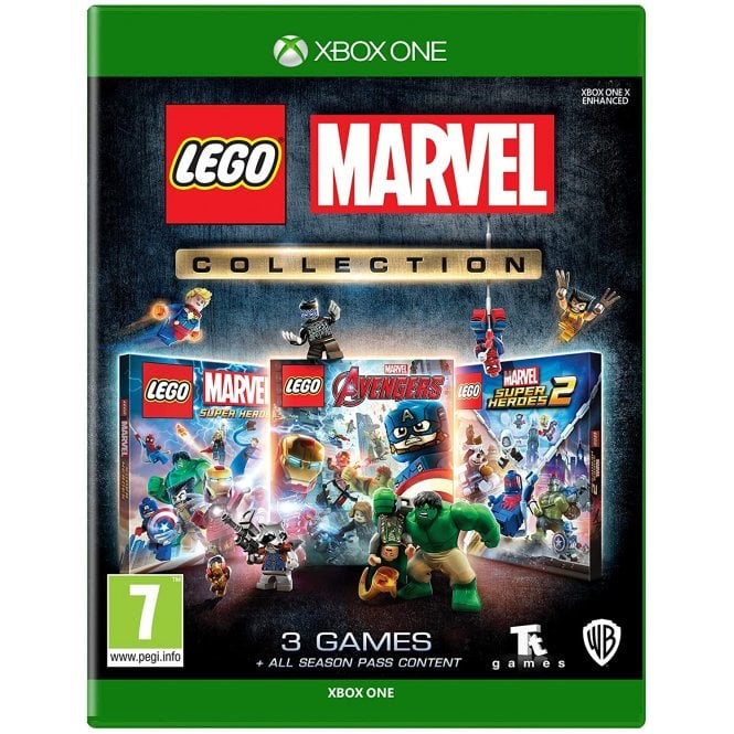 LEGO Marvel Collection Xbox