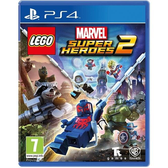 LEGO Marvel Superheroes 2 PS4