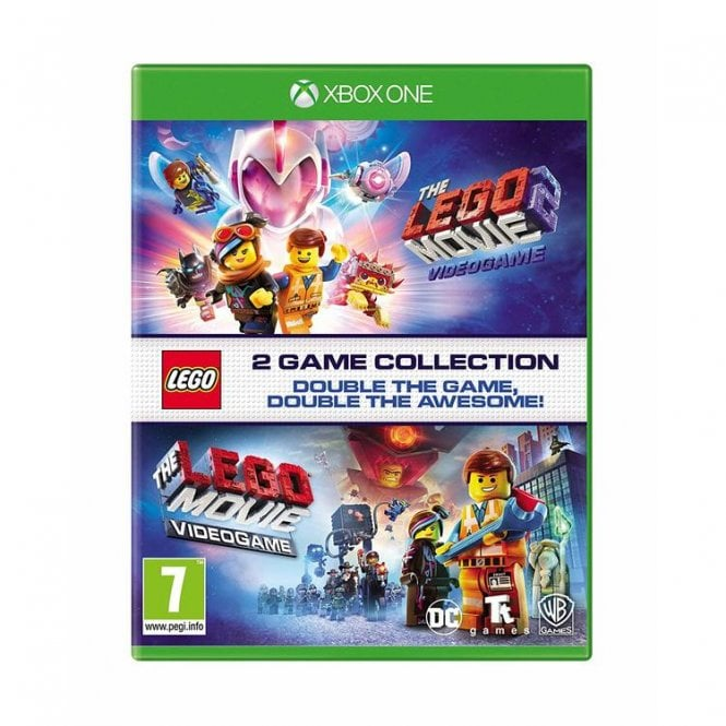 LEGO Movie 1 & 2 Double Pack Xbox One