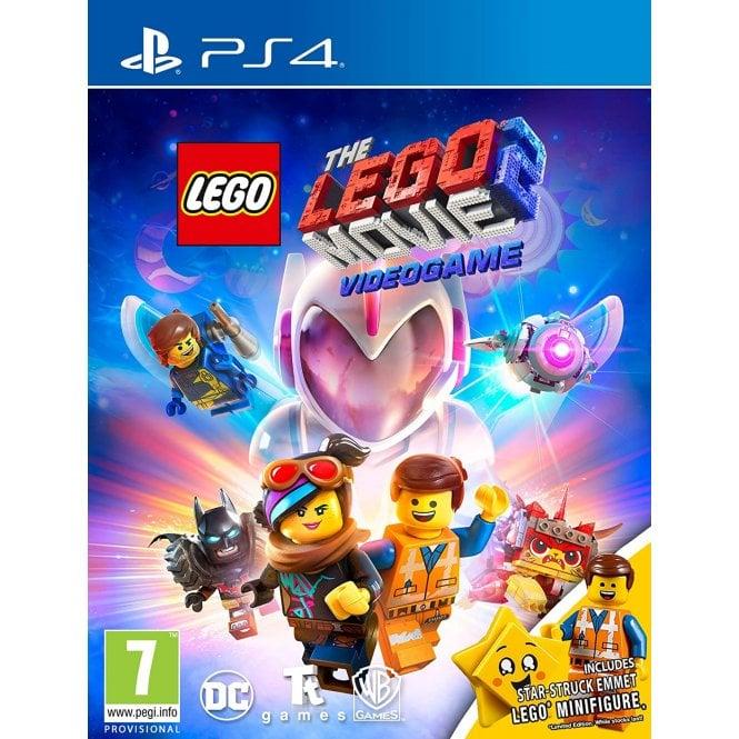 LEGO Movie 2 Minifigure Edition PS4
