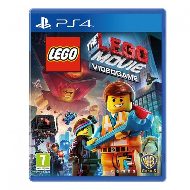 LEGO Movie Video Game PS4