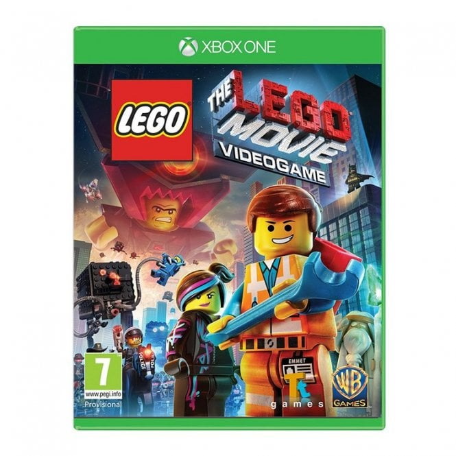LEGO Movie Video Game Xbox