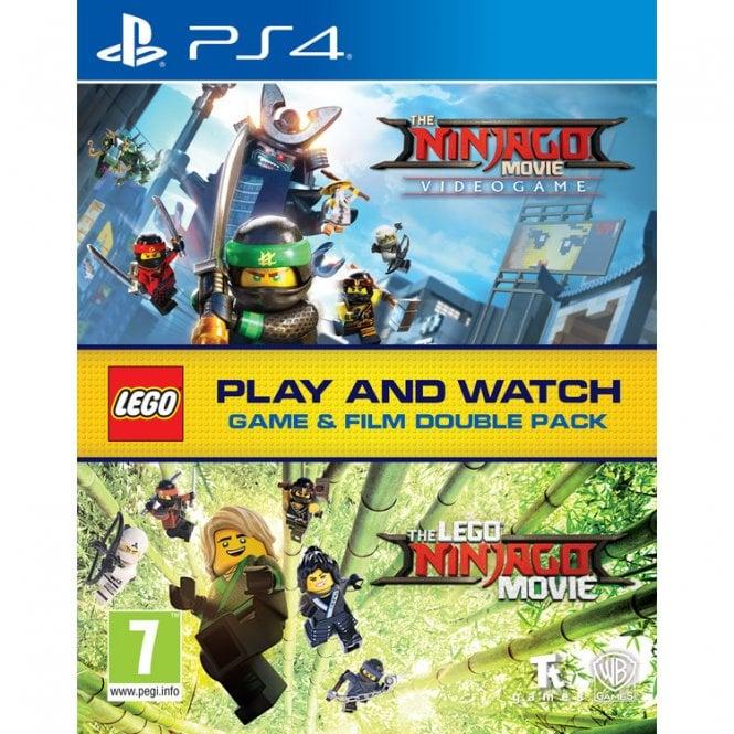 LEGO Ninjago Double Pack PS4