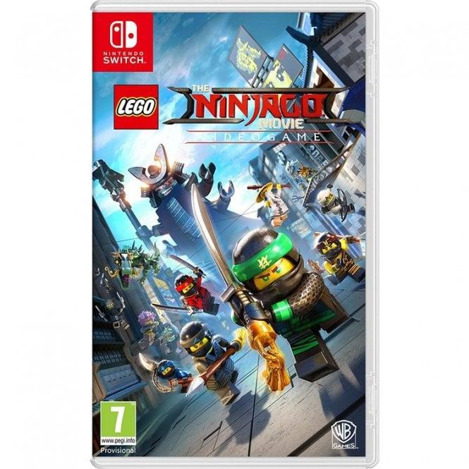 LEGO Ninjago Movie Video Games Switch
