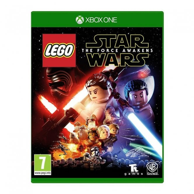 LEGO Star Wars The Force Awakens Xbox