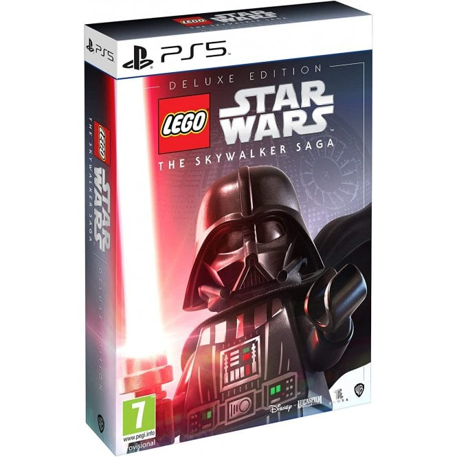 Lego Star Wars The Skywalker Saga Blue Milk Edition PS5