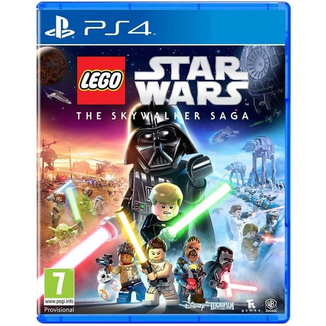 LEGO Star Wars The Skywalker Saga PS4