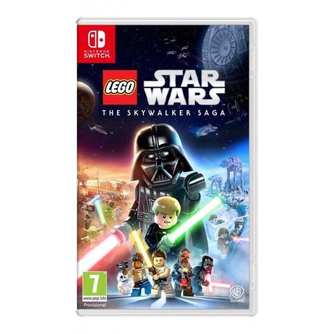 LEGO Star Wars The Skywalker Saga Switch