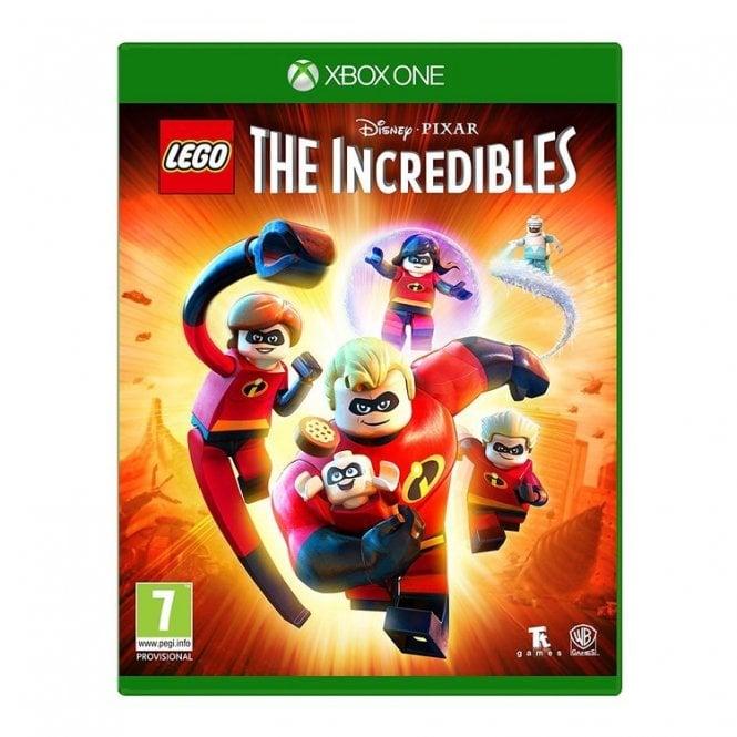 LEGO The Incredibles Xbox