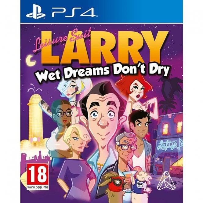 Leisure Suit Larry Wet Dreams PS4