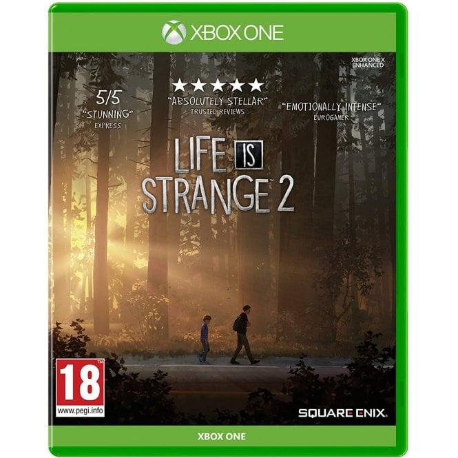 Life is Strange 2 Day 1 Edition Xbox