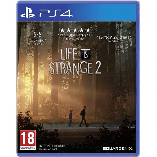 Life is Strange 2 Day One Edition PS4