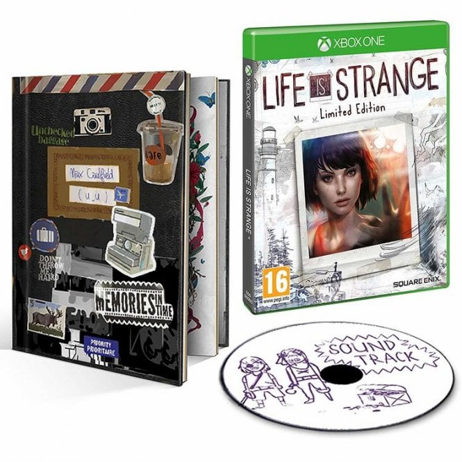 Life is Strange Limited Edition Xbox