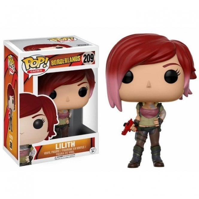 Lileth POP! Vinyl