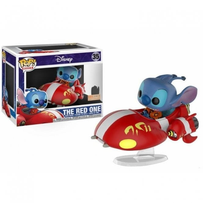 Lilo & Stitch The Red One POP! Rides