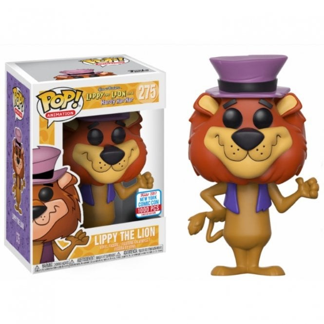 Lippy the Lion Exclusive POP! Vinyl