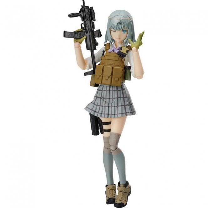 Little Armory figma Rikka Shiina Summer Uniform ver.