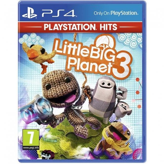 LittleBigPlanet 3 Hits PS4