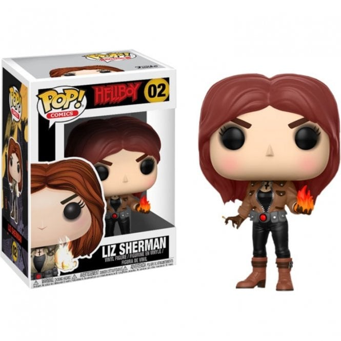 Liz Sherman POP! Vinyl