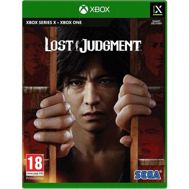 Lost Judgment Xbox