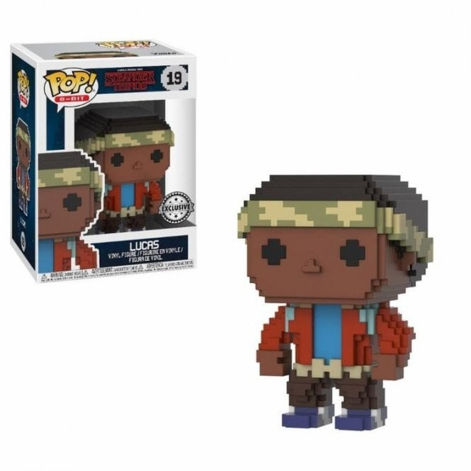 Lucas Exclusive 8-Bit POP! Vinyl