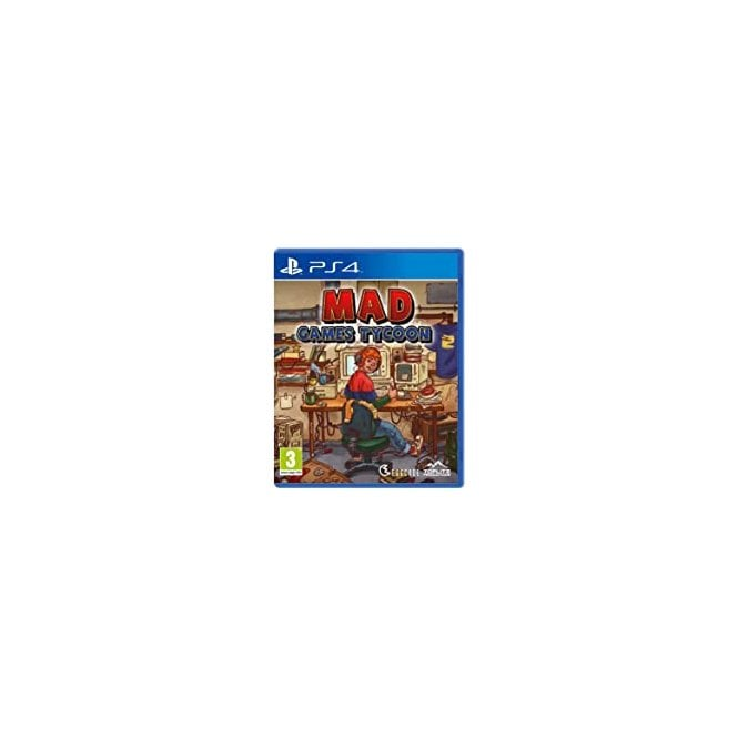 Mad Games Tycoon PS4