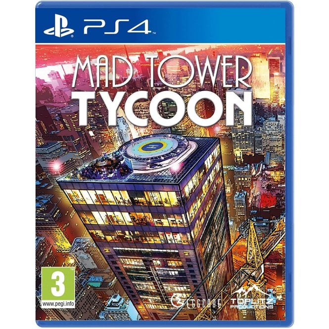 Mad Tower Tycoon PS4