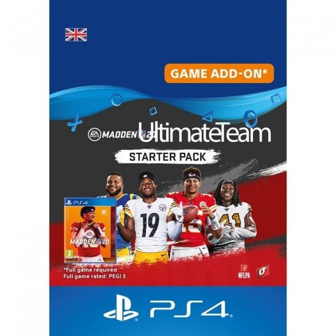 Madden NFL 20 Madden Ultimate Team Starter Pack