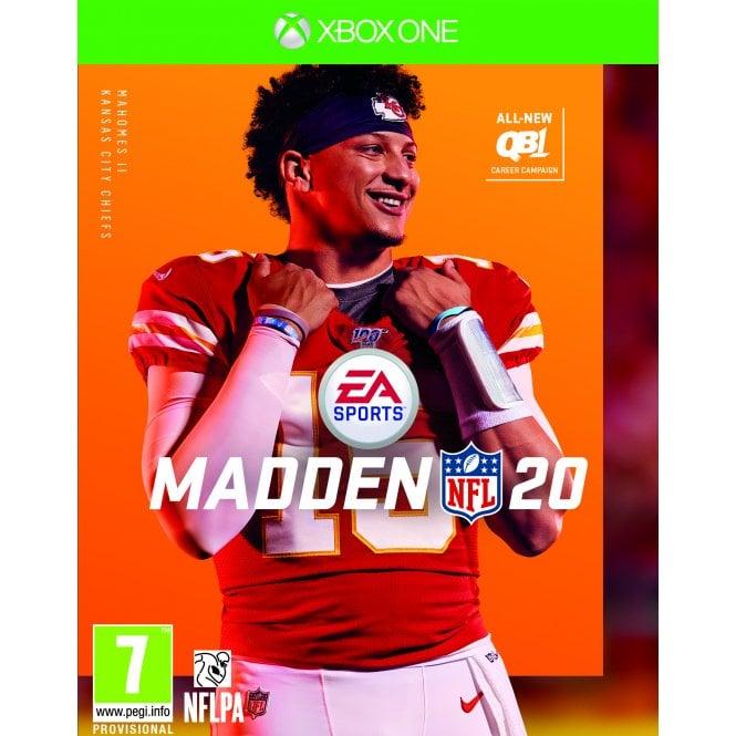 Madden NFL 20 Xbox