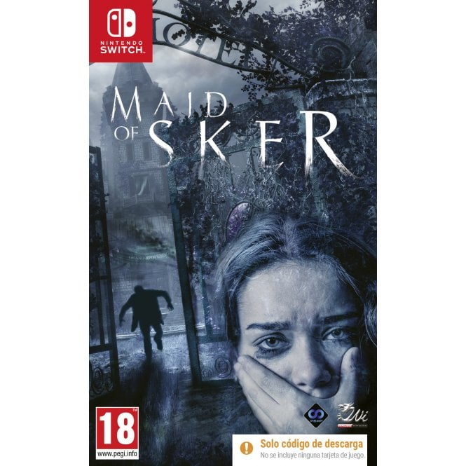 Maid of Sker Switch